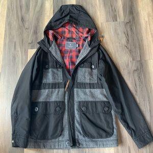 Like New Hawkings McGill twill/tweed jacket